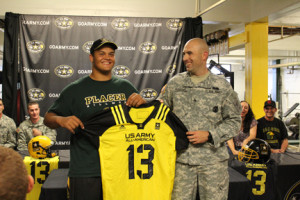 Vanderdoes is Army All-American