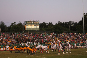 Placer High football missed out on approx. $6,000 from fans who usually sit in the stands