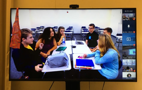 Students share mixed feelings on distant learning classes