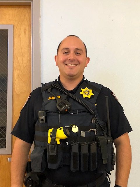 Placer's resource officer shares his responsibilities