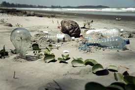 Climate change and plastic pollution is causing detrimental damage to the earth we inhabit