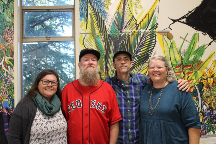 Placer art teachers share their influence through art